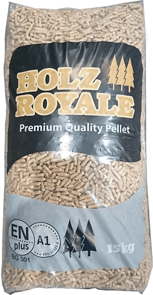 socco di pellet certificato holz royale